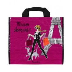 Derriere la Porte - Shopping Bag Mission Shopping