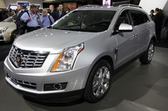 2013 Cadillac SRX #NYIAS