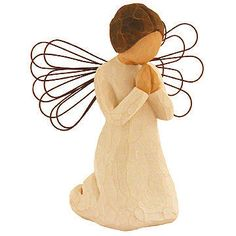 Angel Of Prayer Willow Tree figurine~~had this one..........then it broke.  :(
