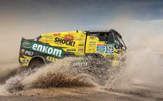 Liaz na Dakaru: Galerie českých speciálů Dirt Racing, Off Road Racing, 4x4 Off Road, Pajero Off Road, Road Race Car, Trophy Truck, Roll Cage, Rally Car, Volvo