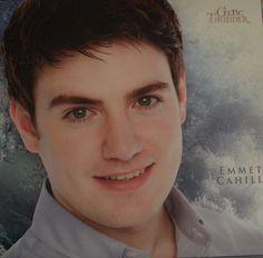 Emmet Cahill...he makes me think of Grant from GH