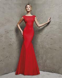 Vestidos de fiesta rojos 2016: Un look de invitada perfecto Image: 2