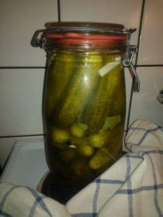 Maustekurkut Preserves, Pickles, Cucumber, Canning, Food, Preserve, Essen, Preserving Food, Meals