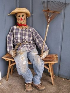 Terry Ricioli Designs: Scarecrow - Designer Crafts Connection Blog Hop