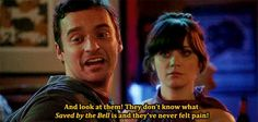 New Girl - Saved by the Bell