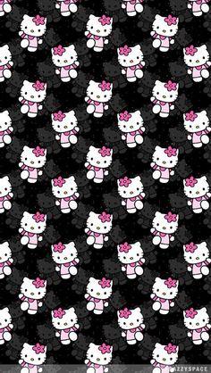 Hello Kitty IPod Wallpapers Wallpapers) – WallpapersYou can find Hello kitty wallpaper and more on our website. Goth Wallpaper, Sanrio Wallpaper, Aesthetic Pastel Wallpaper, Kawaii Wallpaper, Wallpaper Iphone Cute, Cartoon Wallpaper, Pattern Wallpaper, Cute Wallpapers, Computer Wallpaper