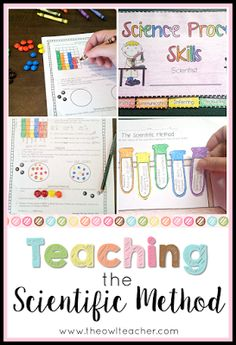 Teach the scientific method to your students through these ideas and science experiments! Check this out to learn more about how you can make the scientific method engaging! Science Teaching the Scientific Method Kid Science, Elementary Science Experiments, Science Chemistry, Science Fair Projects, Middle School Science, Science Lessons, Science Education, Teaching Science, Science Activities
