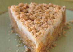 Apple Streusel Tart with Honey Crust