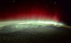 Virts describes this aurora he saw on May 13 west of Australia as one of the most incredible he's seen. Credit: NASA/Terry Virts