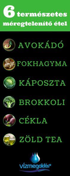 Méregtelenítés - 6 kiváló méregtelenítő étel, amit rendszeresen kell fogyasztani Healthy Lifestyle, Life Hacks, Fitness, Decor, Decoration, Healthy Living, Decorating, Lifehacks, Deco
