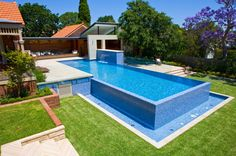 1000 ideas about lap pools on pinterest pools swimming for Pool design roseville ca
