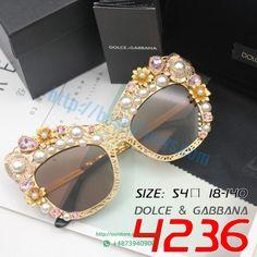 71cea66aca9 4236-High Quality Dolce  amp  Gabbana Sunglasses on Aliexpress - Hidden Link