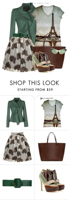 """""""Ankle Booties"""" by bysc ❤ liked on Polyvore featuring Alberta Ferretti, Orla Kiely, Zara, Alice + Olivia, Acne Studios, dressy, booties, stylish and fall2013"""