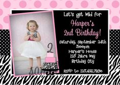 for Audrina's second birthday