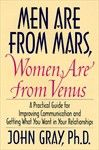 Men are from Mars, Women are from Venus is a book written by American author, and relationship counselor, John Gray. The book has sold more than 7 million copies and is reported to be one of the best selling self-help books of all time. Its theme became the foundation for the author's subsequent books, recordings, seminars, theme vacations, a one-man Broadway show and a TV sitcom. books-worth-reading