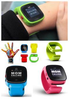 FiLIP 2 Phone, Locator & Watch for Kids on AT&T #tech #FiLIP2 #spon