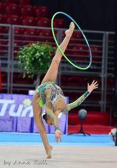 Arina Averina (Russia), World Cup (Sofia) 2016