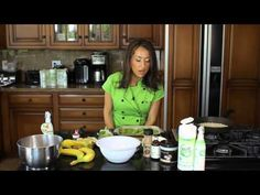 Banana Kiwi Crumble : Simply Clean Foods