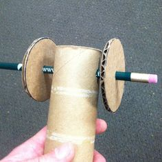 Front wheels and axle, simple machines, science