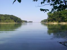 CHECK! - Not My Image - Kirwan Reservoir, West Branch State Park, Ravenna, Ohio. There is a small parking lot of Knapp Road near OH-14 at the far east of the Reservoir. The park encircles the reservoir.