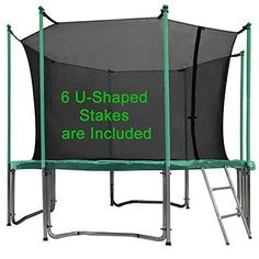 108 Springs 15FT Trampoline with Enclosure Net and Wind Stakes Rain Cover Ladder are Included Spring Pull T-hook, http://www.amazon.com/dp/B01IBFWV4I/ref=cm_sw_r_pi_awdm_xs_NMtkybSGGF4PT