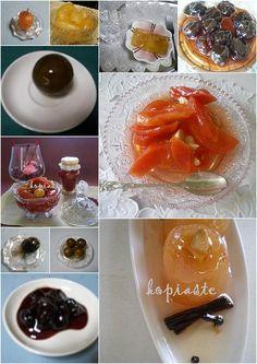 Glyka tou koutaliou or Spoon Sweets