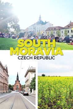 Go to South Moravia in Czech Republic for some nature, adventure, and wine. With its endless vineyards and storybook towns, it's a feast for all senses! Click through for a painless travel guide to this amazing destination!