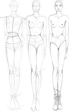 Когда вы изображаете человеческое тело надо помнить, что вы изображающие живое, и в конкретном случае дизайна одежды , очень важн...