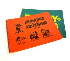 Reduced // Brownies Can Do Anything by AttysSproutVintage on Etsy