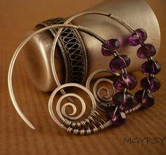 Purple spiral | Flickr - Photo Sharing!