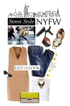 """NYFW Street Style: Day One"" by shortyluv718 ❤ liked on Polyvore featuring Victoria's Secret, MaxMara, Nine West, Thakoon, Diane Von Furstenberg, Christian Dior, Anne Klein and NYFW"