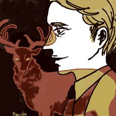 Hannibal Lector from Hannibal.