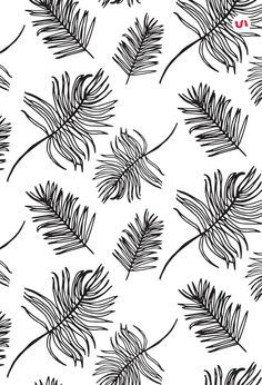 Tropical Seamless Vector Patterns!. They are tropical patterns with a feminine touch and all handdrawn featuring flamingos, monstera leaves, palm tree leaves, banana leaves, pineapples and so much more. They are fully editable (through Adobe Illustrator) and all elements are vectors. You can select and use them separately if you like or even create your own unique patterns by mixing the handdrawn elements of this set! Of course you can also easily change the colors to suit all your projects…