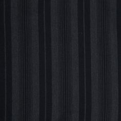 From Theory, a tone-on-tone striped cotton woven in black. Weight falls between light- and medium-weight. We can see this woven used in both men's and women's wear, from shirts to pants and jackets.
