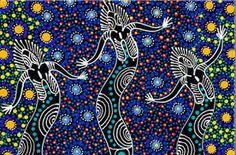 art aborigène australien - Recherche Google
