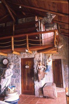 Casa de mis sueños, Pablo Neruda, Isla Negra Pablo Neruda, Bolivia, Ship Figurehead, Literary Travel, South America, Places, Hostel, Mermaids, Writers