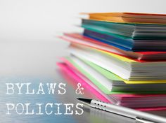 How to Start a Non-Profit // Bylaws & Board Policies // What you need to know #nonprofit