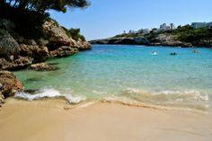 Cala Gran y Cala Esmeralda ( Santanyí) | Una Arjonera en Mallorca