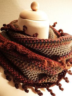 Crochet Cowl - Tutorial...this is lovely