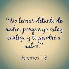 Jeremías 1:8