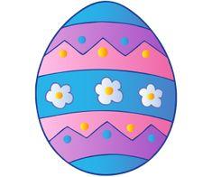 Koriste pääsiäiseksi sisustettu muna Peli