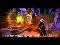 Almighty God talk to Moses from the book of EXODUS chapter 3 verse 1 to 16 in the old testament in the holy Bible Book Of Exodus, Ten Commandments, Bible Stories, Judaism, Gal Gadot, Bat Mitzvah, Investigations, Evolution, Bible Verses