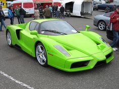 Its so my color! its my fav color!  Ferrari Enzo