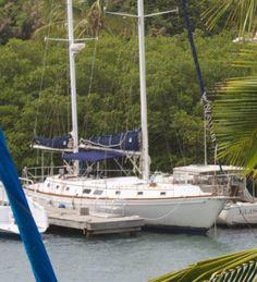 Sailboat-Gulfstar-50
