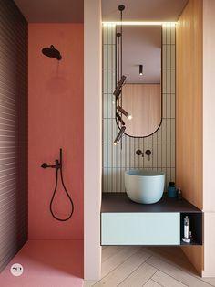 Home Decor Styles .Home Decor Styles Bad Inspiration, Bathroom Inspiration, Apartment Kitchen, Apartment Interior, White Apartment, Scandinavian Apartment, Interior Livingroom, Bathroom Interior Design, Kitchen Interior