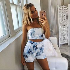 Women Skirt Summer Dresses Ball Gown Dresses Belly Dance Skirts Prom D – mariliy Cute Summer Outfits, Cute Casual Outfits, Short Outfits, Stylish Outfits, Girly Outfits, Cute Summer Clothes, White Girl Outfits, Cute Vacation Outfits, Easy Outfits