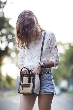 9d1a17a2c345 Celine mini bag. I want one terribly! Celine Nano Bag