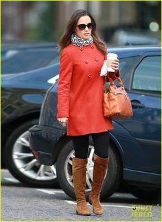 Pippa Middleton - Zara coat