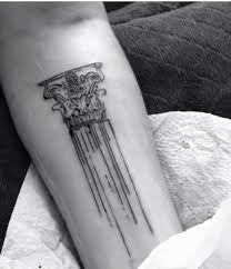 Architecture Tattoo 5