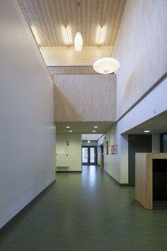 A.J. Schreuderschool, Rotterdam, 2012 - Korteknie Stuhlmacher Architecten